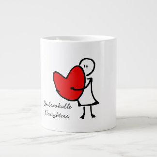 Daughter Large Coffee Mug