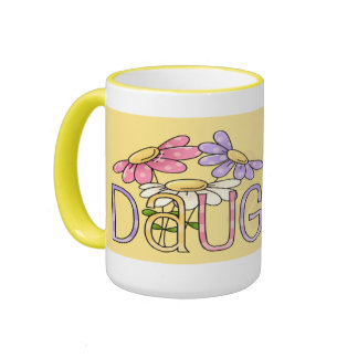 Daughter Coffee Mug