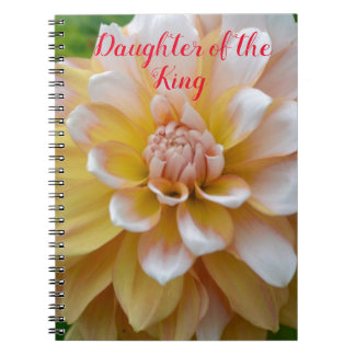 Daughter of the King Notepad Notebook