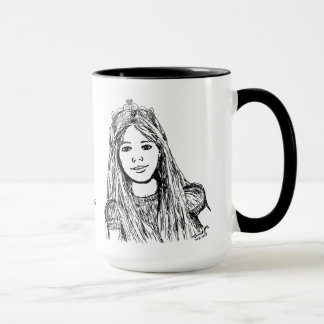 Daughter of the King of Kings Mug