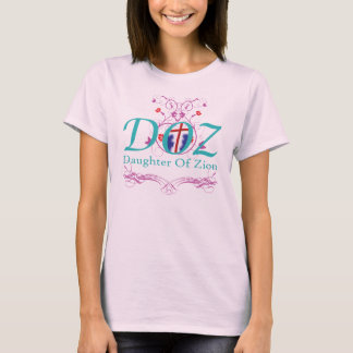 Daughter of Zion ladies shirt