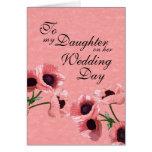 Daughter Wedding Day