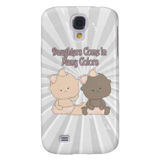 daughters come in many colors adoption design galaxy s4 cases