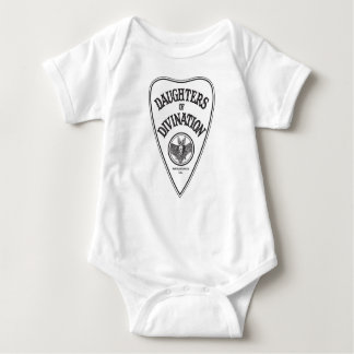 Daughters of Divination Baby Cover Baby Bodysuit