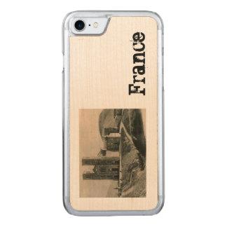 Dauphiné France - Pélérinage de Notre Dame Carved iPhone 8/7 Case