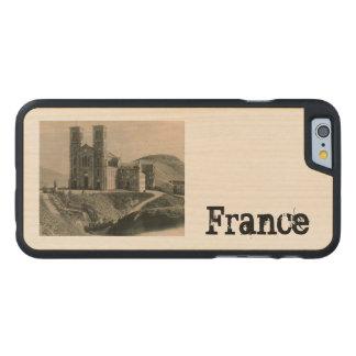 Dauphiné France - Pélérinage de Notre Dame Carved® Maple iPhone 6 Slim Case