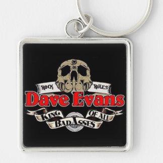 Dave Evans Key Chain