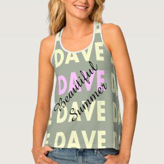 Dave Tank Top