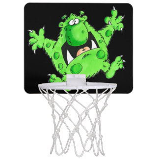 Dave The Dude Mini Basketball Hoop