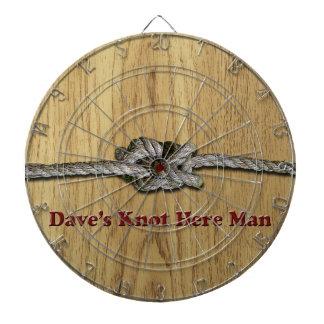 Dave's Knot Here Man - Multi-Products Dartboard
