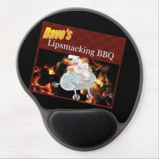 Dave's Lipsmacking BBQ mouse pad