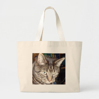 Dave's Watching You Large Tote Bag