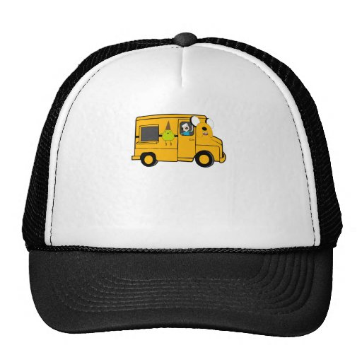 Davey The Ice Cream Man Hat