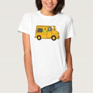 Davey The Ice Cream Man T-shirts