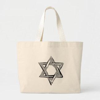 david2 large tote bag
