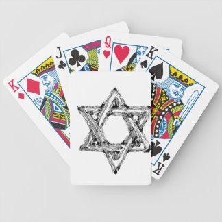 david4 bicycle playing cards