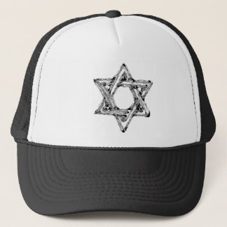 david4 trucker hat