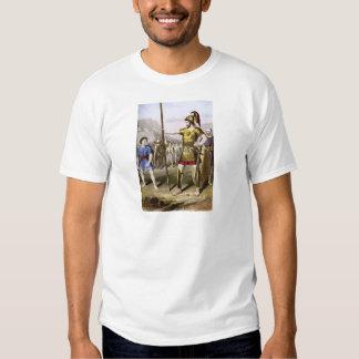 David and Goliath Tshirts