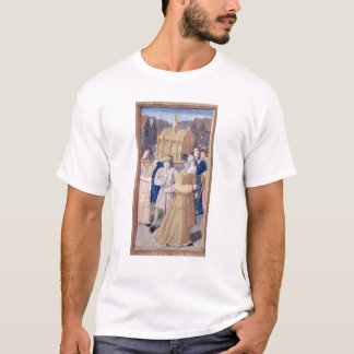 David and the Ark of the Covenant T-Shirt