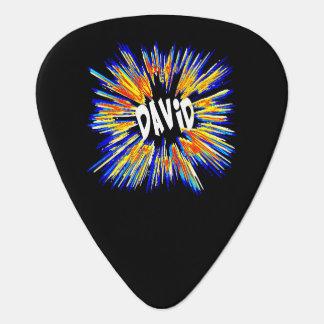 David BAM Guitar Pick
