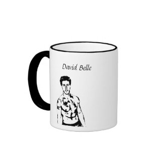 David Belle mug