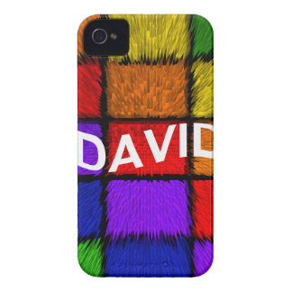 DAVID Case-Mate iPhone 4 CASE
