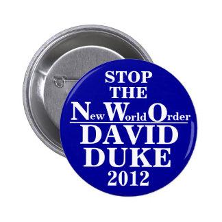 David Duke button