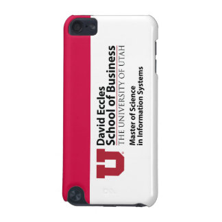 David Eccles School of Business - MSIS iPod Touch 5G Covers
