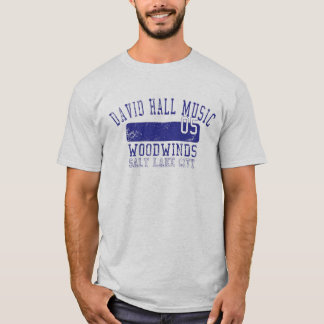 David Hall Music Woodwinds T-Shirt