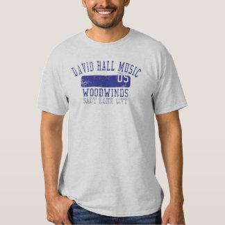 David Hall Music Woodwinds Tees