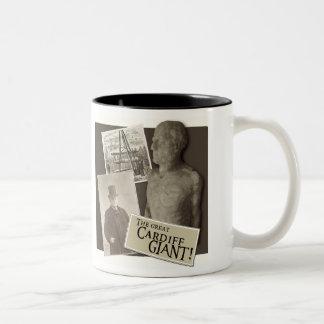 David Hannum Cardiff Giant Famous Hoax Mug