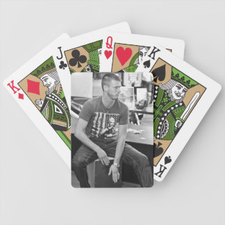 David Henry Playing Cards - Green Edition