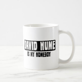 David Hume is my Homeboy Coffee Mug
