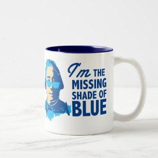 David Hume Shade of Blue Mug