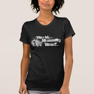 David Munnelly Band Black Women's Grunge T-Shirt