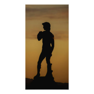 David, Piazzale Michelangelo, Florence, Tuscany Photo Print