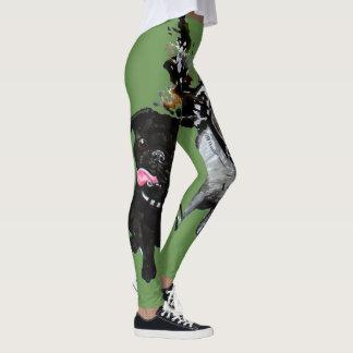 David Pucher kind Leggings