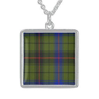 David Scottish Tartan Necklaces