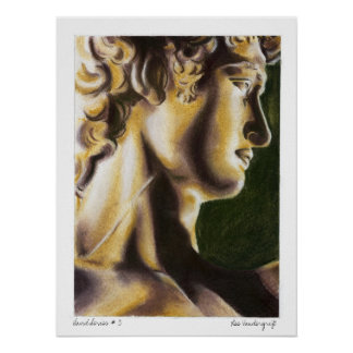 David series 3 by  Lee Vandergrift Poster
