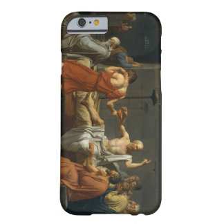 David's Death of Socrates Barely There iPhone 6 Case