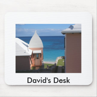 David's Desk Mouse Pad