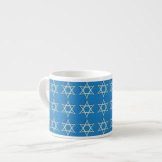 David's Star Espresso Mug
