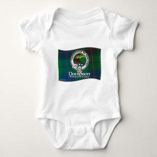 Davidson Clan Baby Bodysuit