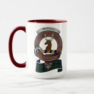 Davidson Clan Badge Combo15oz Mug