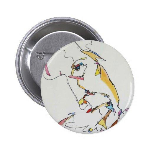 Davie Pinback Buttons