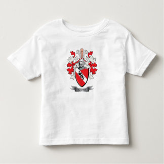 Davies Family Crest Coat of Arms Toddler T-Shirt