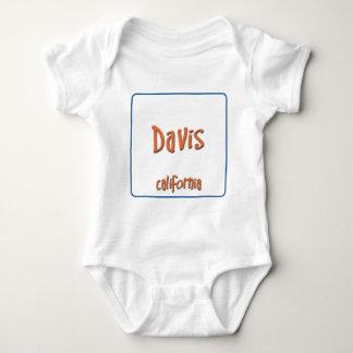 Davis California BlueBox T-shirts
