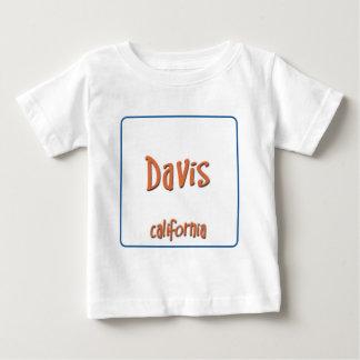 Davis California BlueBox T Shirt