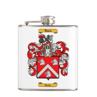 Davis (English) Flasks