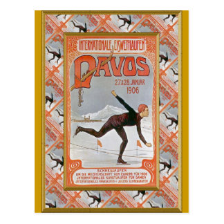 Davos 1906 postcard